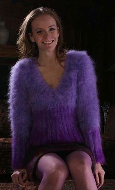 hot angora sweaters
