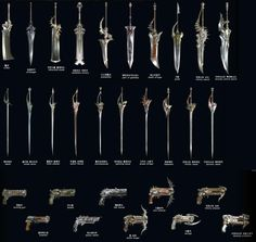 God Of War Ascension Concept Art By Josh Kao Weapons