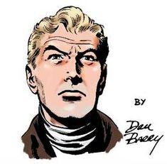 Image result for dan barry flash gordon