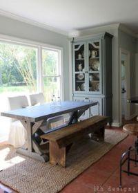 1000+ images about Zinc top furniture on Pinterest | Zinc ...