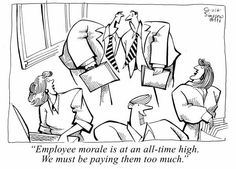 #CARTOON: Does your employee voice look like this