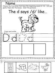 1000+ images about preschool alphabet on Pinterest