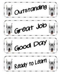 Castle Theme Classroom on Pinterest