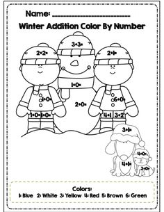 Belle, Kindergarten math and The christmas on Pinterest