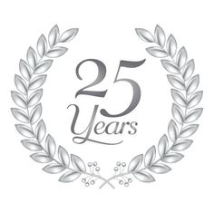 1000+ images about 25th Anniversary Logo ideas on