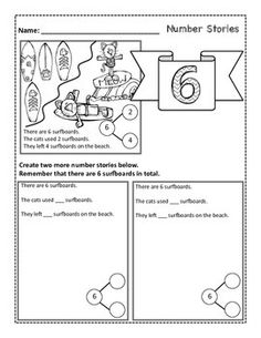 Recipe Maker Worksheet! KINDERGARTEN COMMON CORE: K.CC.4