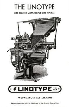 Original Gutenberg Printing Press This was the start of