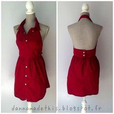 50s Inspired Dress