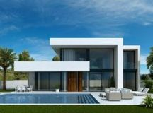 1000+ images about Modern villas on Pinterest | Architects ...