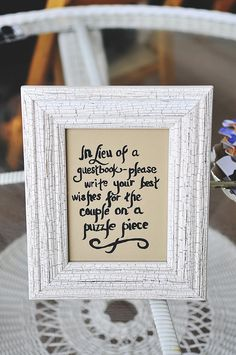 Please Leave Us A Note Guestbook Sign Best Wishes Sign Reception Table Wedding Welcome