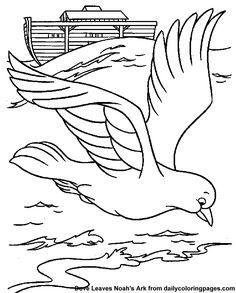 Noah's Ark http://www.honkingdonkey.com/kids-coloring