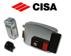 cisa electronic entry door lock