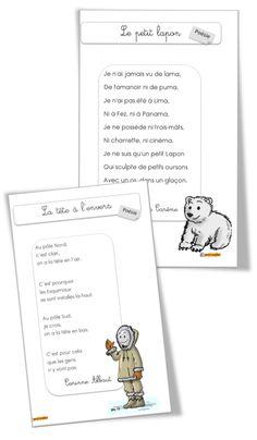 Le Loup Et L'agneau Poesie A Imprimer : l'agneau, poesie, imprimer, Marie, LITRA, L'cureuil, Langage