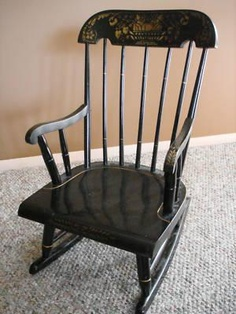 antique rocking chairs for sale high back chair covers 1000+ images about hitchcock furniture on pinterest
