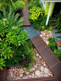A Small Rooftop Jungle Garden Rooftops Gardens And More