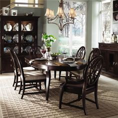 1000 Images About Dining Room Styles On Pinterest 7 Piece Dining Set Dining Sets And Dining