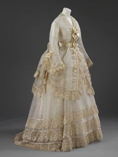 1000 images about Wedding Gowns 1800s on Pinterest