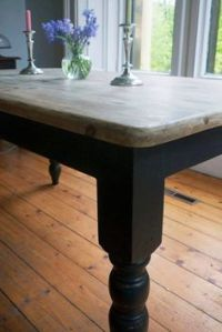 Refurbished Dining Tables on Pinterest   Furniture, Chairs ...