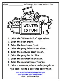 FREEBIE for St. Patrick's Day fun. Color the picture using