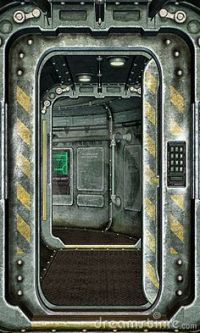Doors on Pinterest | Round Door, Spaceships and Gnome House