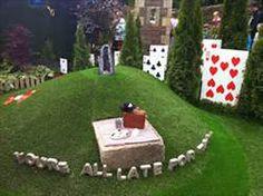 What About An Alice In Wonderland Theme Garden? Garden Ideas