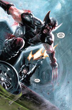 Marvel X Men Wolverine On Pinterest Wolverines