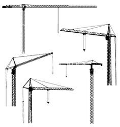 K-10000 by KROLL GIANT TOWER CRANES is by far the largest