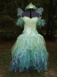 Ideas For A SNOW QUEEN Or A WINTER Fairy Dress This Yule Season