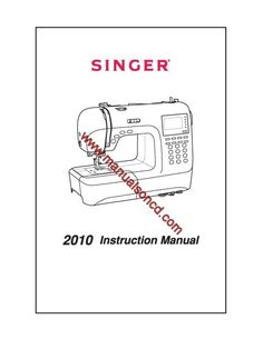 Sewing machines, Manual and Singers on Pinterest