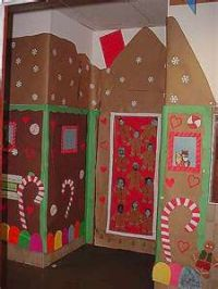 1000+ images about Winter door decoration ideas on ...