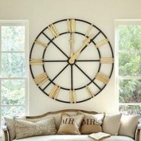 10 Unique Wall Clocks for your Living and Dining Room ...