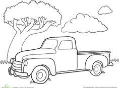 pick up truck clip art