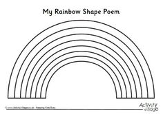 Shape poems, Poetry unit and Shape on Pinterest