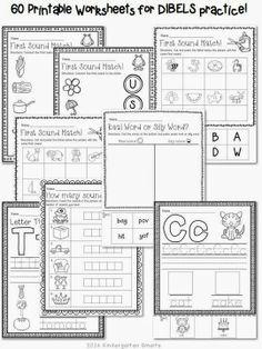 1000+ ideas about Dibels First Grade on Pinterest
