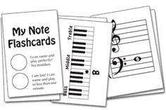 Students in school band or private music lessons can track daily practice time for a month on