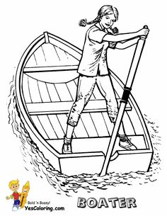 1000+ images about Free Sharp Ships Boats Coloring Pages