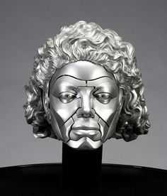 Death Masks Of The Famous On Pinterest  Masks, Death And