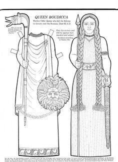 Iron Age/Celtic Warrior and Roman Soldier Comparison