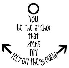 Love quotes, Anchors and Drawings on Pinterest