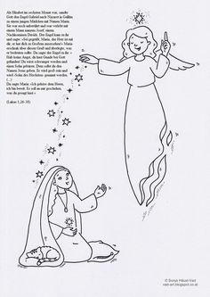 men (from Thru-the-Bible Coloring Pages for Ages 4-8