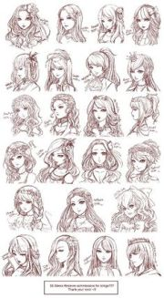 1000 hairstyles1