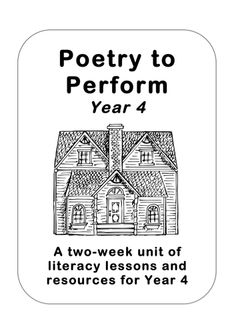 1000+ images about Primary School Poetry on Pinterest