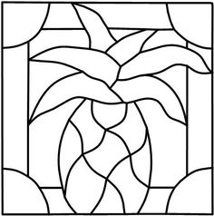 1000+ images about Stained glass PATTERNS on Pinterest