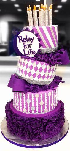 Relay For Life bracelets Relay For Life Pinterest
