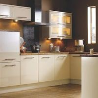 1000+ images about Cream Gloss Kitchens on Pinterest ...