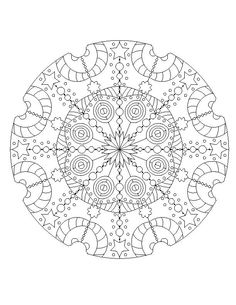 1000+ images about GEOMETRIC COLORING PATTERNS on