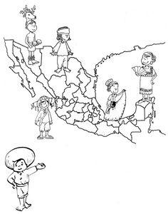 Pinto Dibujos: Vestuario típico del estado de Sonora para