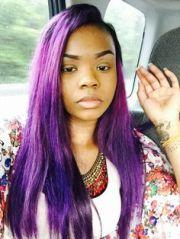 adore - african violet hair dye