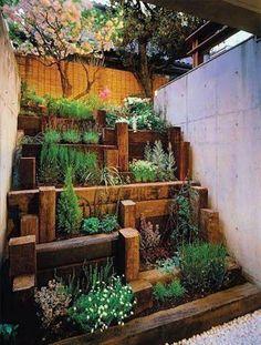 28 Best Images About Small Garden Ideas On Pinterest Gardens