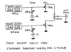 1000 images about Guitar Schematic on Pinterest | Guitar, Guitar pickups and Jeff baxter